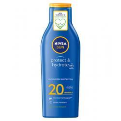 Sun protect & hydrate zonnemelk SPF20