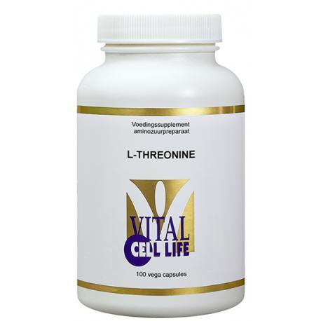 Threonine 500mg