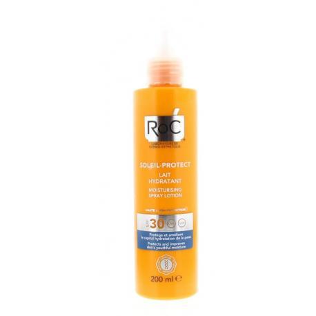 Soleil protect moisturising lotion spray SPF 30