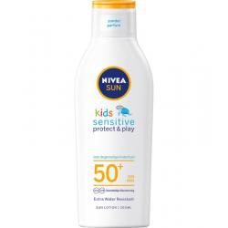 Sun protect & sensitive child sunmilk SPF50+