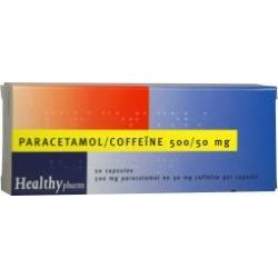 Paracetamol comp 500/50mg coffeine