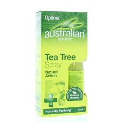 Australian tea tree anti septische spray