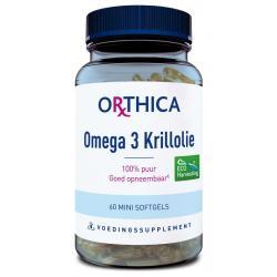 Omega 3 krillolie