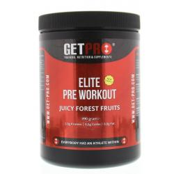 Elite pre workout juicy forest fruits
