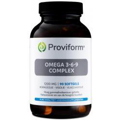 Omega 3-6-9 complex 1200 mg