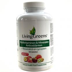 Multi vitaminen & mineralen antioxidant