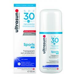 Sports gel SPF30