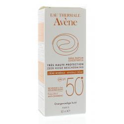 Sun protect mineral cream 50+