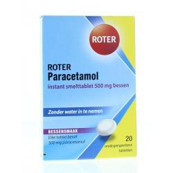 Paracetamol 500mg bessen
