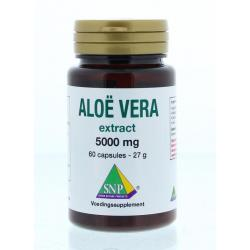 Aloe vera 5000 mg puur