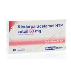 Paracetamol kind 60mg
