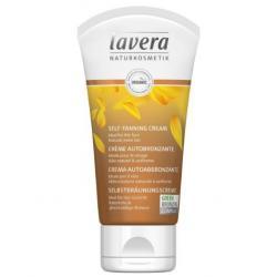 Zelfbruiner gezichtscreme/ self-tanning cream face