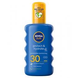 Sun protect & hydrate zonnespray SPF30