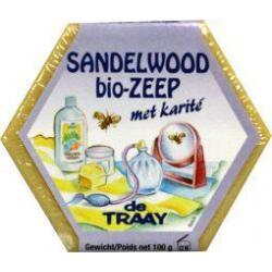 Zeep sandelhout bio