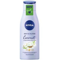 Body oil lotion coconut & monoi
