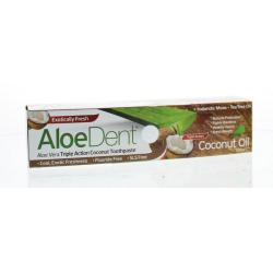 Aloe dent tandpasta coconut