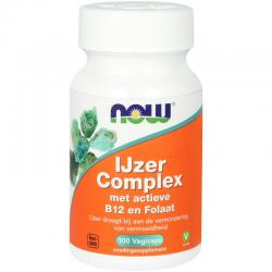 IJzer Complex met actieve B12 en folaat