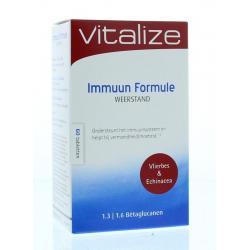 Immuun formule weerstand