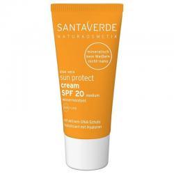 Aloe vera face sun protect cream SPF20