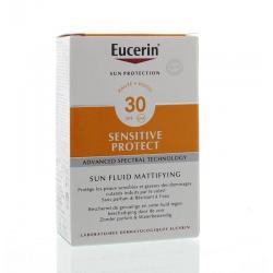 Sun sensitive protect fluid SPF30