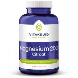 Magnesium 200 citraat