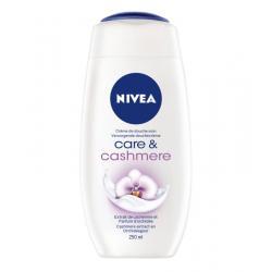 Care shower cashmere & cotton