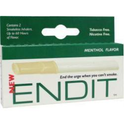 Menthol nicotinevrij