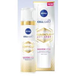 Cellular luminous anti-pigment fluid cream SPF50