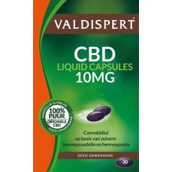 CBD 10 mg liquid caps