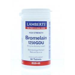 Bromelaine 1250 gdu