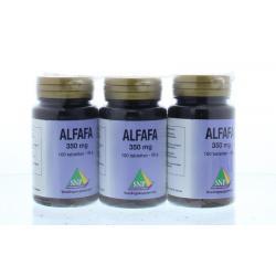 Alfalfa actie 2 + 1 gratis