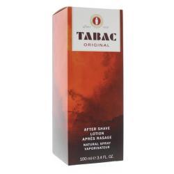 Original aftershave lotion natural spray