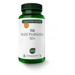 112 Multi probiotica 50+