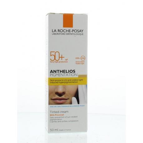 Anthelios anti-pigmentatie SPF50