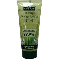 Aloe vera gel organic natural