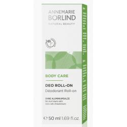 Body care deodorant roll on
