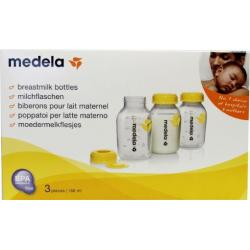 Melkfles diepvries 150 ml