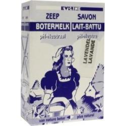 Botermelk zeep lavendel
