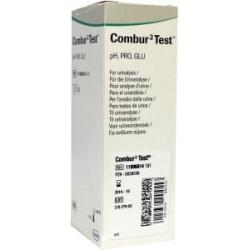 Combur 3 teststrips