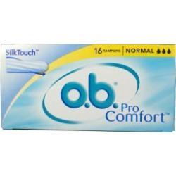 Tampons pro comfort normaal