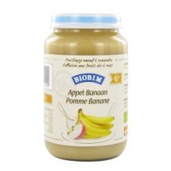 Appel banaan 6 maanden Demeter