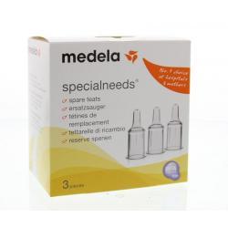 Special needs spenen set