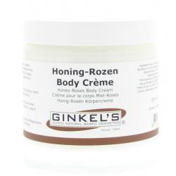 Bodycreme honing rozen
