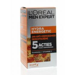 Men expert hydra energetic anti vermoeidheid creme